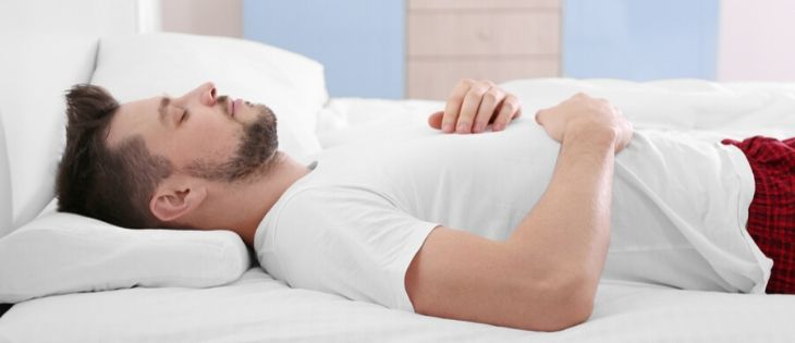 Memory Foam Pillow for Back and Neck Pain