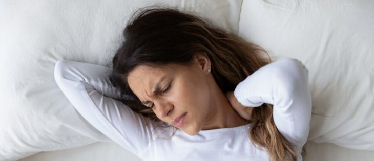 How to Treat Neck Pain After Sleeping