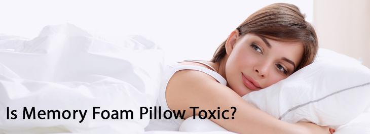 Memory Foam Pillow Toxic