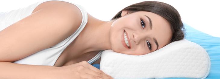 Spoiler for Memory Foam Pillow