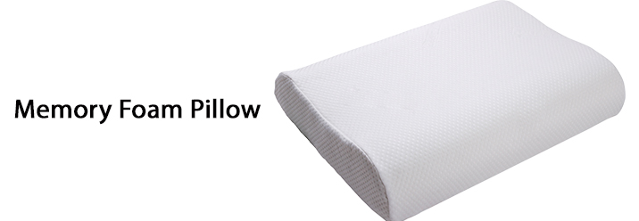Makeup of Memory Foam Pillow