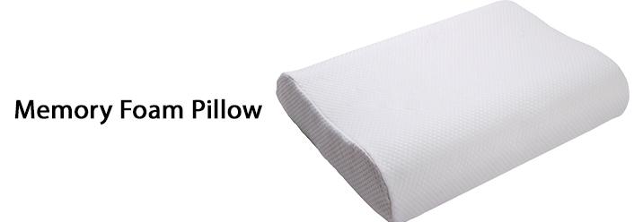 Makeup of Memory Foam Pillow
